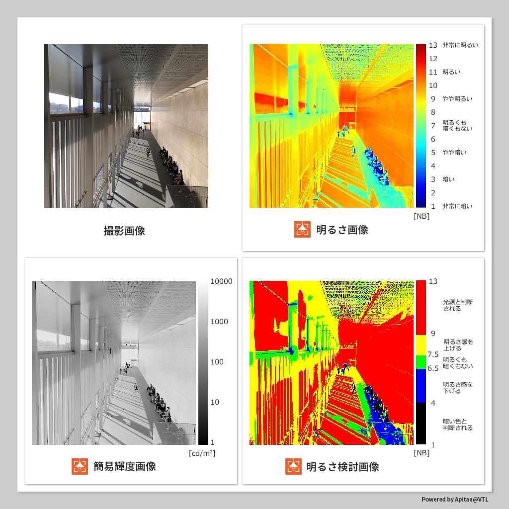 京都国立博物館平成知新館「軒の影と椅子」